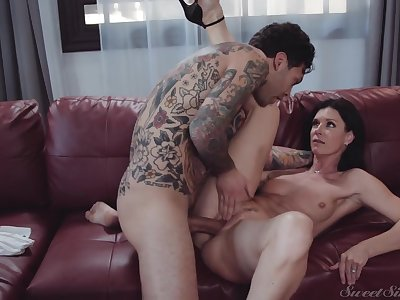 India Summer - My Girlfriends Mother Hot Mating