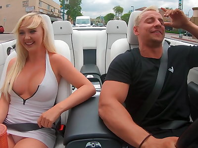 Episode 24 porn notability car jacking prank